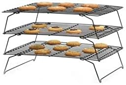 Baker\'s Secret 3 Tier Cooling Rack