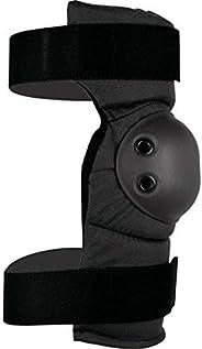 ALTA 53112.00 AltaCONTOUR Elbow Protector Pad, Black Cordura Nylon Fabric, AltaGrip Fastening, Flexible Cap, R