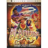 ALADDIN Full Length Animated Feature