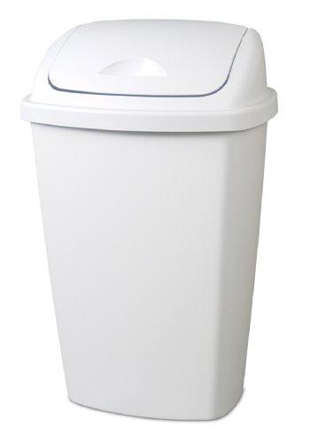 Sterilite 10888004 Gallon SwingTop Wastebasket