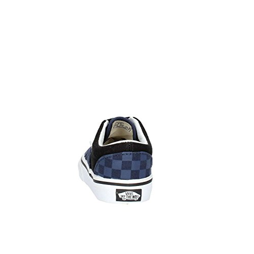 Vans Era - Mocasines Bebé-Niños Multicolor (checkerboard/dress Blues/black)