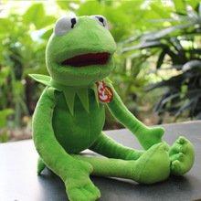 Frog Plush Doll - 14'' 40cm 2015 new Kermit plush toys Sesame Street doll animal Kermit Toy plush frog doll holiday gift free shipping