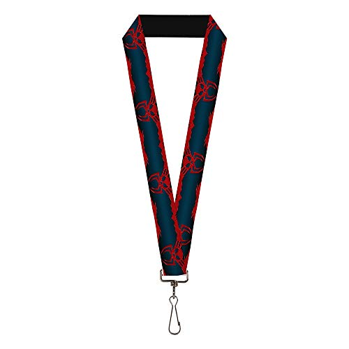 Lanyard Spider Man 2099 Suit Logo 2099 Navy Red