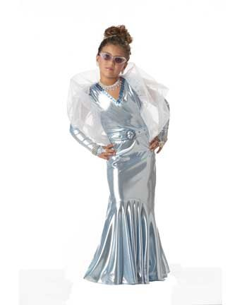 California Costumes Glamorous Movie Star Child (Movie Star Fancy Dress Costumes)