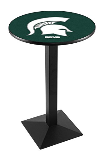 Holland Bar Stool L217B Michigan State University Officially Licensed Pub Table, 28