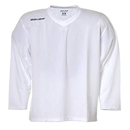 Bauer 200 Series Practice Jersey - Junior - White - Large