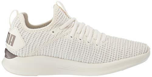 Running Chaussures Ignite Femme Whisper Wn's metallic White Ash De Puma Flash Evoknit xpdBwYqYI