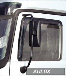 CLI0046089 Farbe: rauchgrau ClimAir LKW Windabweiser f/ür Fahrer und Beifahrert/ür
