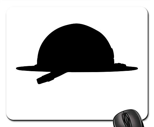 Mouse Pad - Trooper Hat People Forester Contractor Hunt Enemy