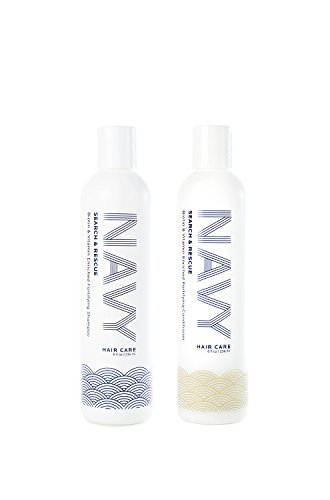 SEARCH & RESCUE: BIOTIN AND VITAMIN ENRICHED FORTIFYING SHAMPOO AND CONDITIONER DUO TRAVEL SIZE