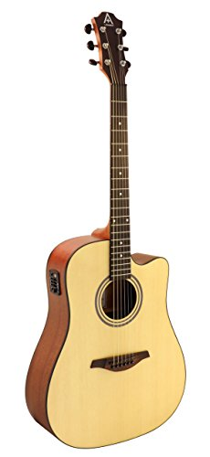 - Hohner 6 String Acoustic Guitar, Right (AS305CENS)