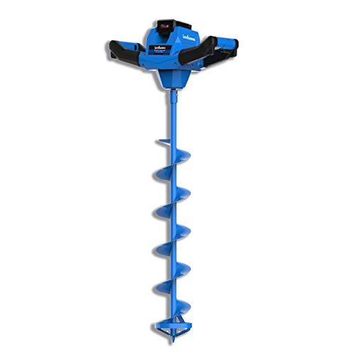 Landworks Heavy Duty Eco-Friendly Electric Power Cordless Auger Power Head w/Steel 8