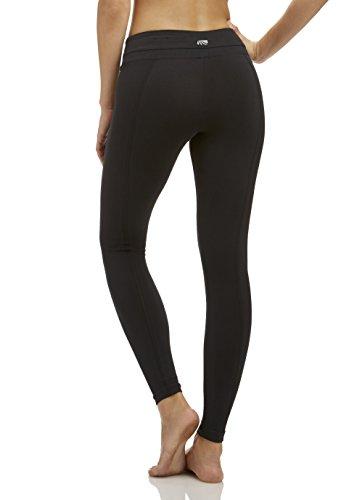 Marika Mujer Jordan Performance Slim Leggings, Black Negro - negro