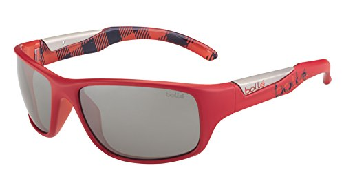 Bolle Vibe Sunglasses, Matte Red/Canadian - Sunglasses Canadian