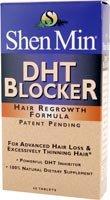 Shen Min Hair Strengthing Formula, DHT Blocker Tablets, 60 Count