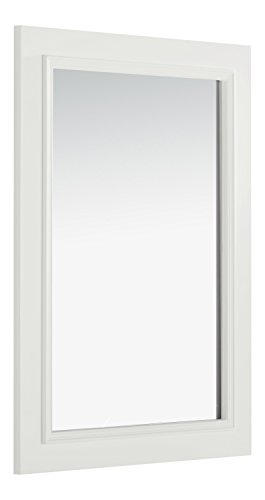 Simpli Home Cambridge Bath Vanity Mirror, 22