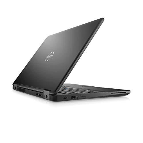 Dell Precision M7530 Intel Xeon E-2176M X6 2.7GHz 64GB 512GB SSD, Black (Renewed)