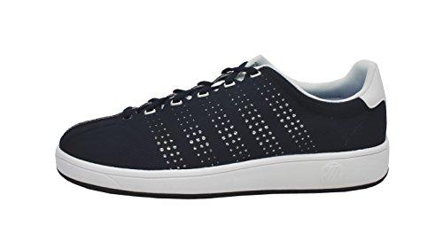 K-swiss Heren Klassieke Vn Tp Mode Sneaker Marine / Wit