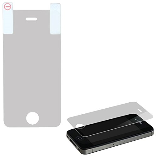 0.4mm Premium Tempered Glass Screen Protector for iPhone 4 4S - 6