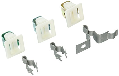 - 236877 - NEW OEM FACTORY FSP WHIRLPOOL KENMORE MAYTAG ROPER KITCHENAID DOOR LATCH KIT