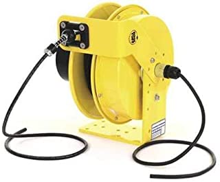 product image for Retractable Cord Reel with 50 ft. Cord 4-Outlet 14/3