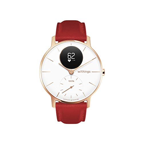 Withings | Steel HR Hybrid Smartwatch - Activity, Fitness and Heart Rate Tracker with Connected GPS