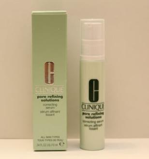 4 Pack - Clinique Pore Refining Correcting Serum for Unisex 1 oz La Mer Tonic Unisex 6.7 oz