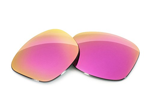 FUSE Lenses for Oakley Holbrook LX Bella Mirror Polarized Lenses (Uv Protection Versus Polarized)