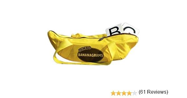 Bananagrams - Juego de fichas (Winning Moves 230324) [Importado de Inglaterra]: Amazon.es: Juguetes y juegos