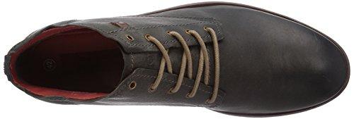 Bugatti F78221G Herren Desert Boots Schwarz (schwarz 100)