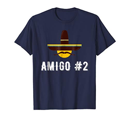 Amigo #2 Funny Group Halloween Costume Idea Kids or Adults -