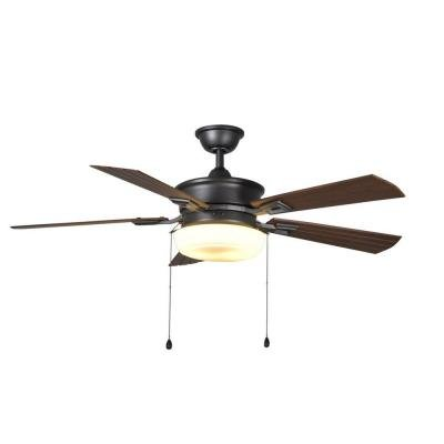 "54"" Lake George Large Indoor/Outdoor Ceiling Fan"