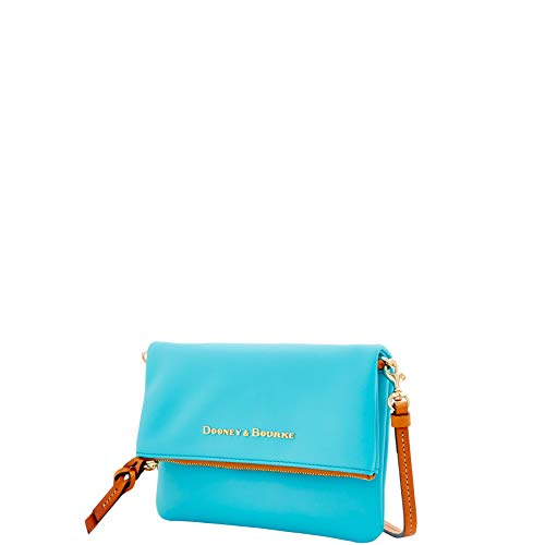 Dooney Calypso Zip Foldover Bag Bourke amp; City Crossbody Shoulder pnrTp4qw