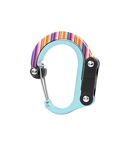 | for Travel and Small Bags Mini Luggage HEROCLIP Carabiner Clip and Hook