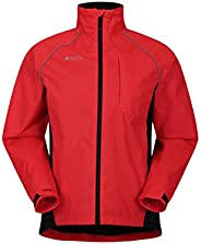 Mountain Warehouse Adrenaline Mens Waterproof Cycling Jacket