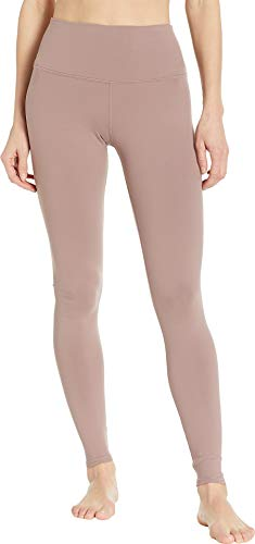 ALO Women's High Waist Airbrushed Leggings Smoky Quartz Small 28 ()