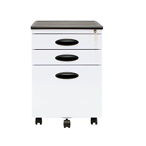 modern file cabinet. studio designs 51103 calico file cabinet white modern