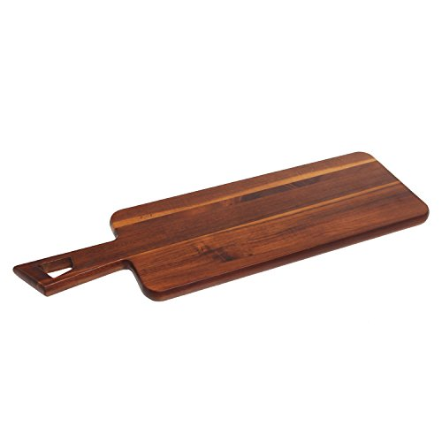 Natural Acacia Paddle Cutting Hanging