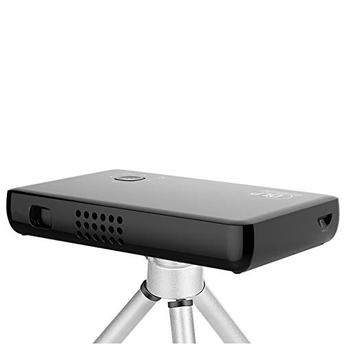 ポータブルミニプロジェクター Vivibright GP1SUP Mini 854x480 Android 4.4.4 DLP ミニプロジェクター、200Lux、Amlogic S805 Quad Core(最大1.5GHz)、サポートWiFi / Bluetooth / HDMI / USB / MHL / AV / EZCast / Miracast / Airplay B07RF6RYDP