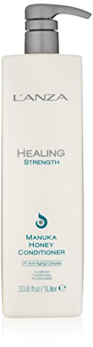 L'ANZA Healing Strength Manuka Honey Conditioner, 33.8 oz.