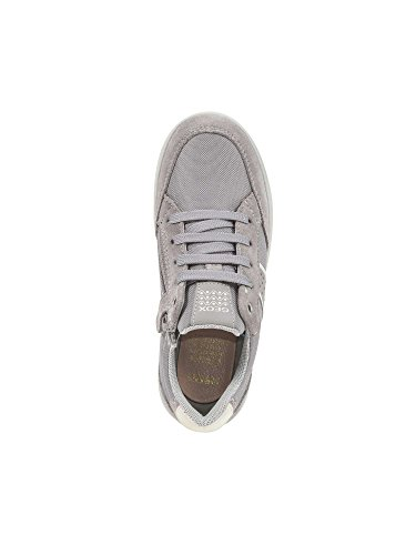 Geox J723HB 01122 Zapatos Niño Grey/White