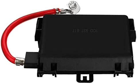 Amazon.com: Part# 1J0937617D Fuse Box Battery Terminal For Volkswagen  Beetle Jetta Bora Golf A3/S3 Skoda Octavia Seat Leon/4 Toledo 1J0 937 550:  AutomotiveAmazon.com