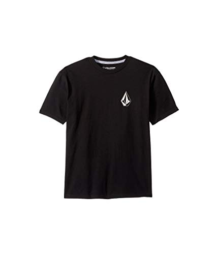 - Volcom Big Boys' Deadly Stone Modern Fit Short Sleeve Tee Black