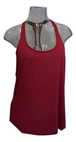 lululemon-tank-top-tech-mesh-singlet-dark-red-size-12