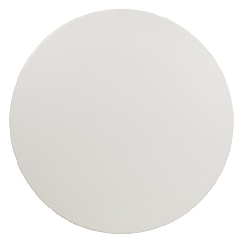 Round Folding Table Granite White
