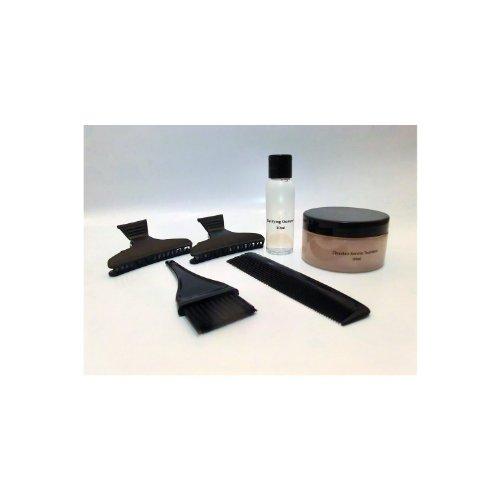 ... Brazilian Straight, kit para uso en el hogar, alisado de pelo con calidad de peluquería, secado, 100 ml, ideal para regalo de Navidad: Amazon.es: Hogar