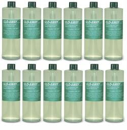 Tracer - Spectronics Glo-Away(TM) Dye Cleaner (12 16oz Refill Bottles)