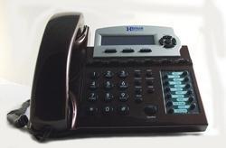 Xblue Networks 1670-76 Speakerphone - Red Mahogany