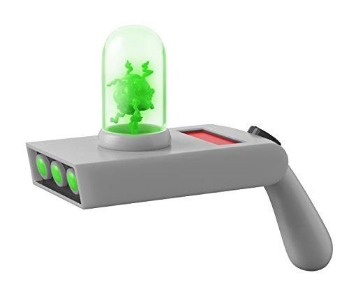 Funko Toy: Rick & Morty-Portal Gun Toy - Accessories Guns Replica