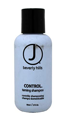 J Beverly Hills Control Taming Shampoo 3 Ounce Beverly Hills Control Shampoo